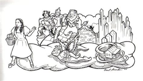 wizard of oz coloring pages easy get this free simple wizard of oz coloring pages for