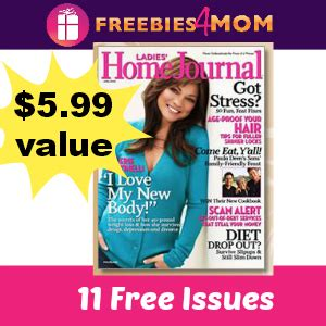 Lhj Sweepstakes - free ladies home journal magazine