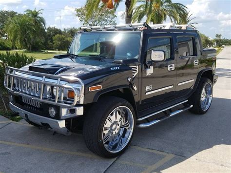 sut hummer for sale 2005 hummer h2 sut for sale 1875035 hemmings motor news