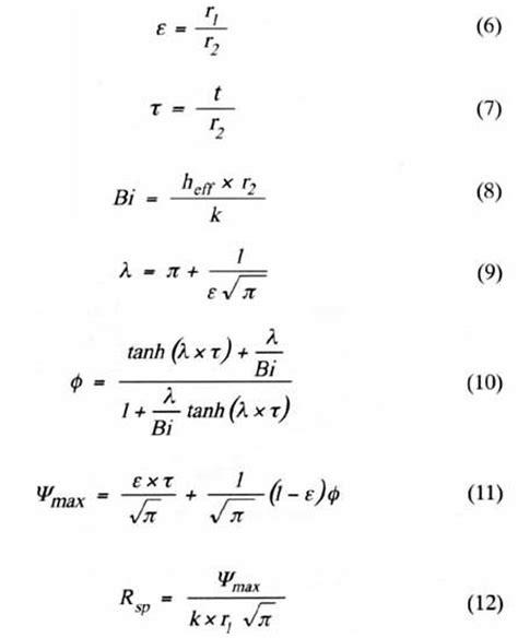 resistor equations simple formulas for estimating thermal spreading resistance 171 electronics cooling magazine
