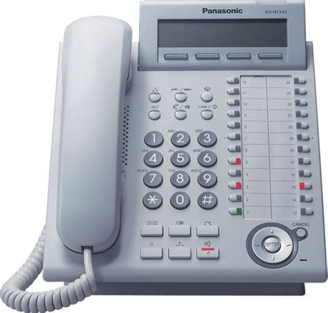 Panasonic Kx Dt333 Pesawat Digital Pabx Panasonic Kx Tda100d Panasonic Kx Dt343 Digital 3 Line Business Desk Phone