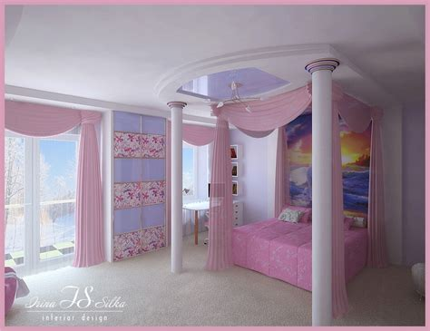 awesome girl rooms teenage room designs