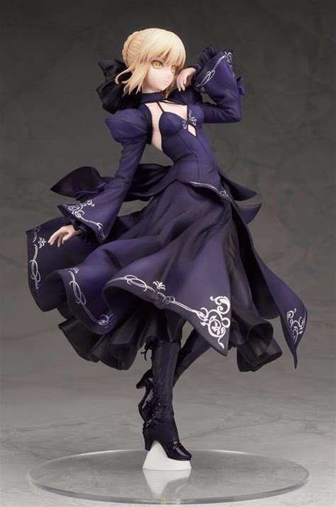 Hbj3427 Figma Saber Dress Ver fate grand order saber alter 1 7 dress ver alter