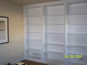 Build Custom Bookshelves Built In Bookshelves Casual Cottage