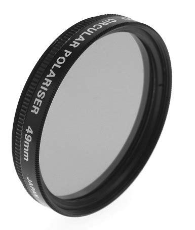 technical data 49mm video camera polarising (circular
