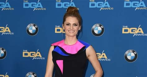 stana katic at the annual directors guild of america