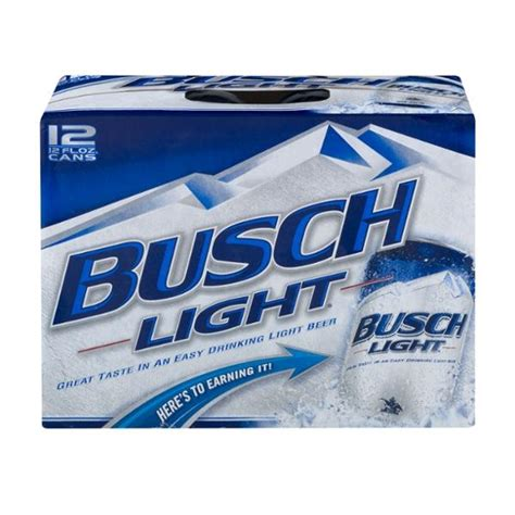 busch light 12 pack hy vee aisles grocery