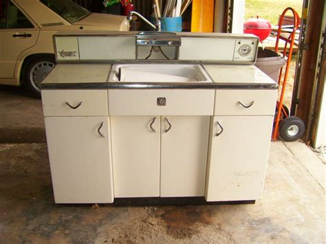 Vintage Steel Kitchen Cabinets Retro Metal Cabinets For Sale At Home In Kansas City With Snodgrass