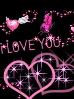 i love you animated pictures, photos, and images for