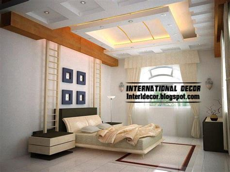 Pop Ceiling Design For Bedroom with Modern Pop False Ceiling Designs For Bedroom 2017