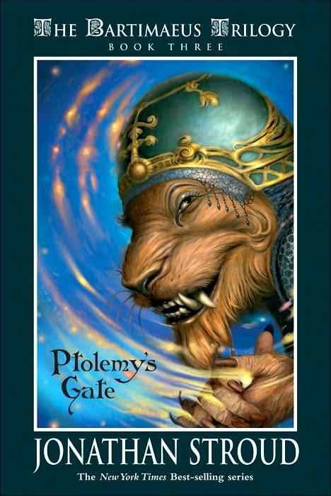 Bartimaeus Trilogy bookbanter column get lost in a children s series