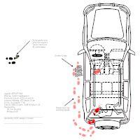 Crime Scene Tips For Creating Effective Crime Scene Diagrams Crime Sketch Template