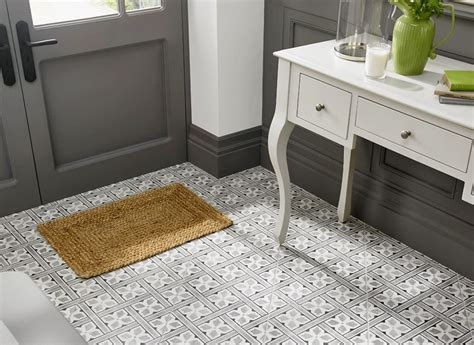 Patterned Bathroom Floor Tiles Uk by Charming Patterned Bathroom Floor Tiles Cabinet Hardware Room