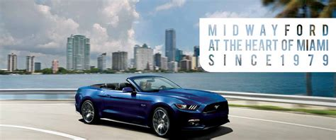 New Ford Dealers by Ford Dealership Miami Fl Used Cars Midway Ford Miami