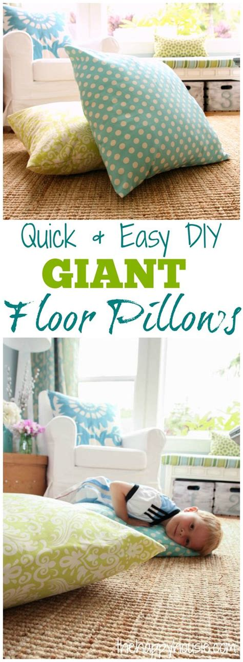 how to make floor pillows floor pillows floor pillows and easy diy on