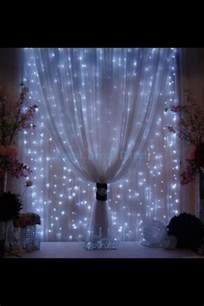 150 lite curtain mini light set clear ls white wire