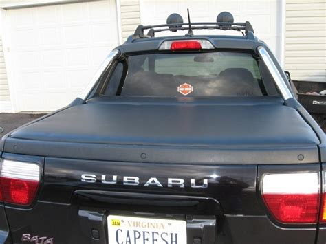 subaru baja bed cover wrenchwoman 2004 subaru baja specs photos modification