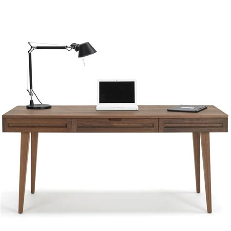 working desk work desk 64 quot walnut