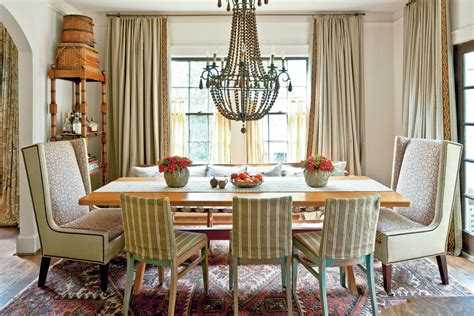 Southern Living Dining Room by After Warmed Up Dining Room Dazzling Dining Room Before