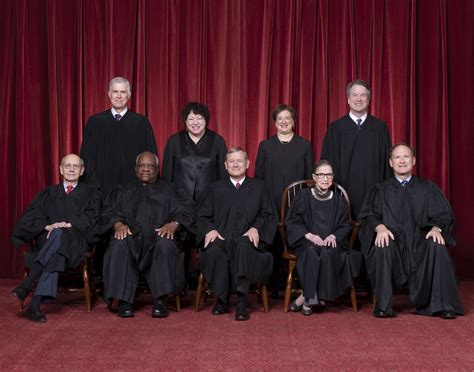 supreme court justices justices