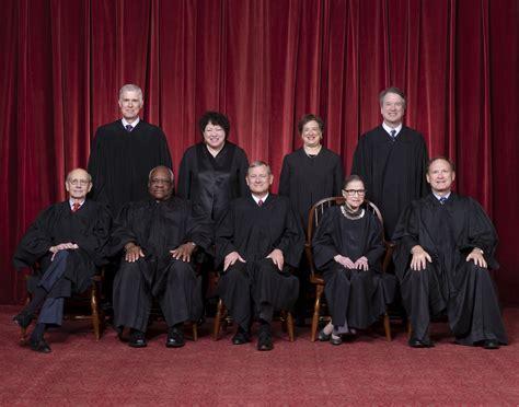 us supreme court justices