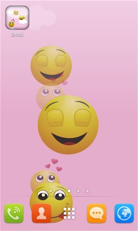 Emoji Live Wallpaper App | emoji live wallpaper app for android