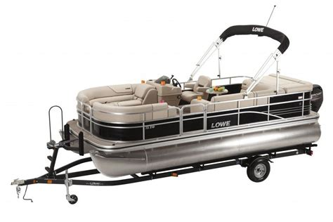 lowe boats coldwater 2016 new lowe ss210 pontoon boat for sale 16 401