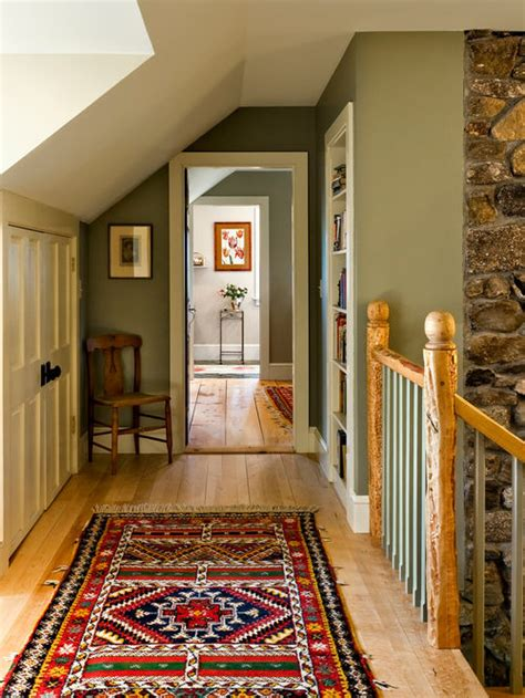 hallway wall color houzz