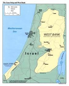 Palestine World Map by Palestine