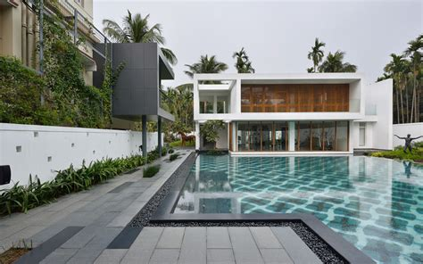 Pool House / Abin Design Studio   ArchDaily