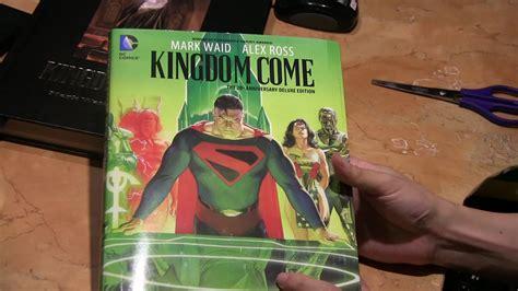 libro kingdom come 20th anniversary kingdom come 20th anniversary deluxe edition youtube
