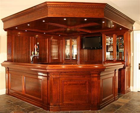 Planning Ideas Custom Home Bars Floor Ceramic Style Custom Home Bar Plans Free