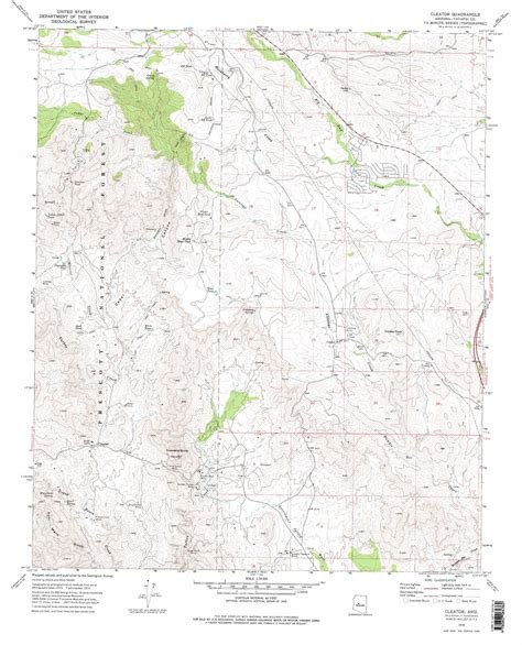 usgs topographic maps cleator topographic map az usgs topo 34112c2