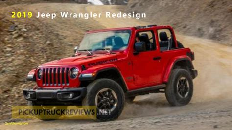 Jeep Wrangler 2020 Colors by 2019 Jeep Wrangler Rubicon Colors Redesign 2019 2020 Jeep