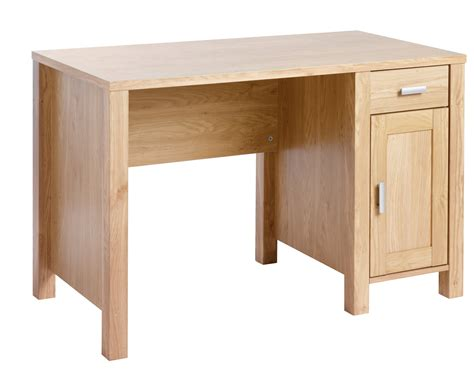 Oak Effect Home Office Desk Oak Home Office Desk