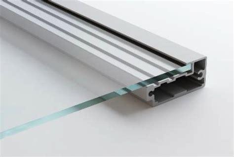 aluminum frame ambra 171 aluminum glass cabinet doors