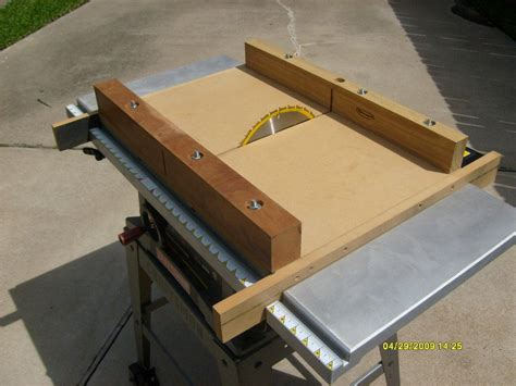 crosscut sled for cheap table saw by outputter