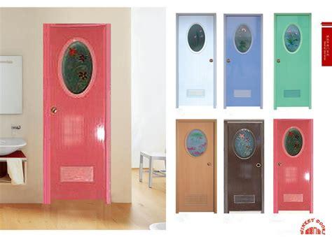 Kunci Pintu Pvc Kamar Mandi toilet pvc pintu interior frosted oval kaca kamar mandi