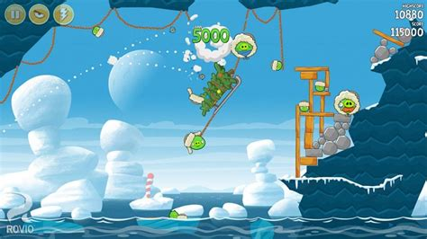 Angry Birds Seasons 4 0 Enfilez Vos Moufles Pour Une