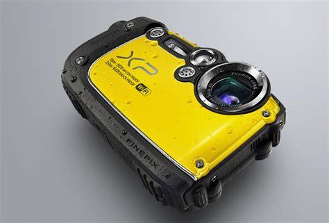 Kamera Fujifilm Finepix Xp200 fujifilm finepix xp200 bisa menyelam sai kedalaman 15 meter yangcanggih