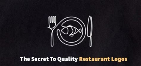 secrets   quality restaurant logos