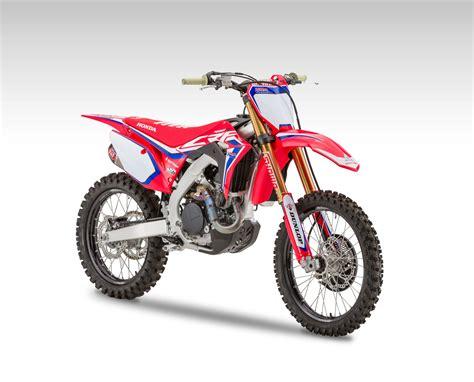 Honda Motorcycles 2020 by 2020 Honda Crf450rwe Guide Total Motorcycle