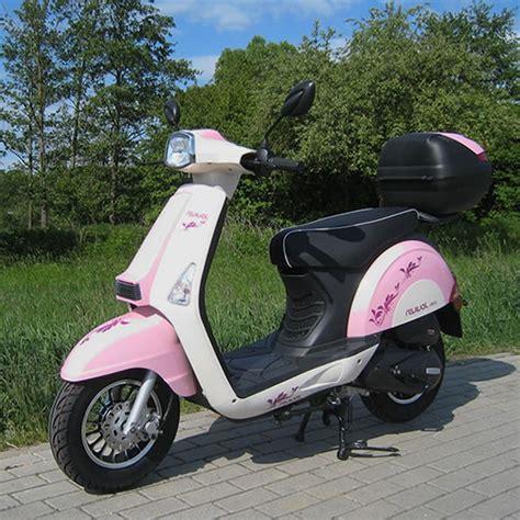 Versicherung F R Motorroller 50ccm by Motorroller 45 Km H Girly Revival 50 Ccm M 228 Dchen Roller In