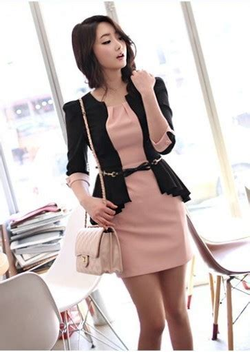 Dress Baju Luaran Dress 4 dress kerja import cantik model terbaru jual murah