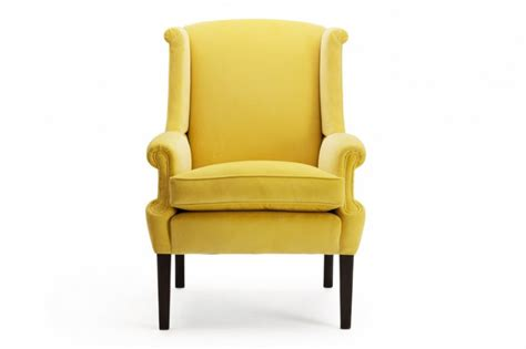 Yellow Wingback Chair Design Ideas Small Wing Back Chair Design Ideas For You Home Accessories Segomego Home Designs