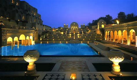 Top 25 Luxury Hotels in India