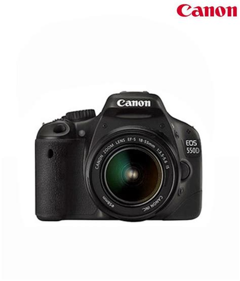 canon eos 550d price canon eos 550d with 18 55mm lens price in india buy canon