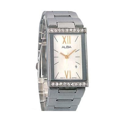 Jam Tangan Wanita Bonia 93 harga alba ah7b93x1a silver jam tangan wanita pricenia