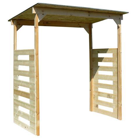 tettoia per legnaia legnaia bois da esterno bsvillage