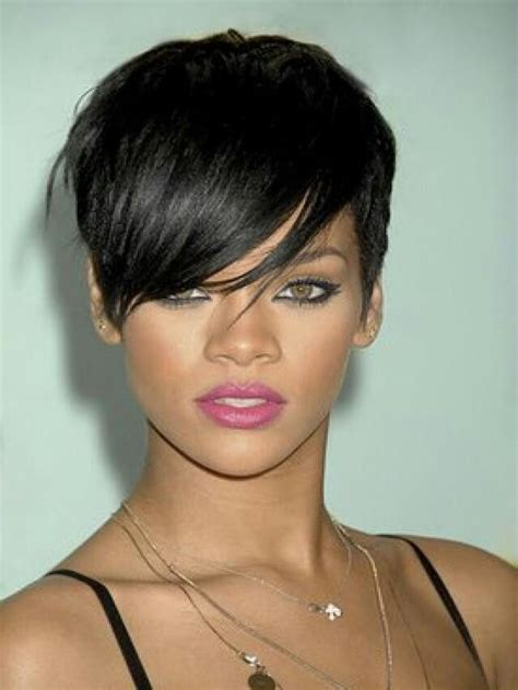 will rhianna pixie work with oblong faces 25 best ideas about rihanna pixie cut on pinterest